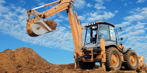 What's The Difference Between A Backhoe & An Excavator?, West Plains, Missouri