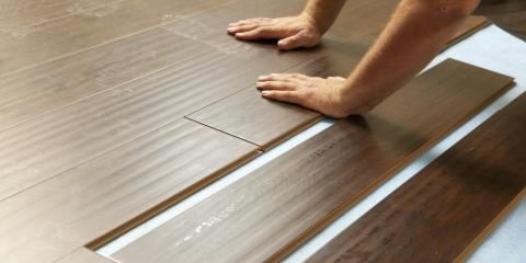 4 Questions to Ask Before a Laminate Floor Installation, Green, Ohio