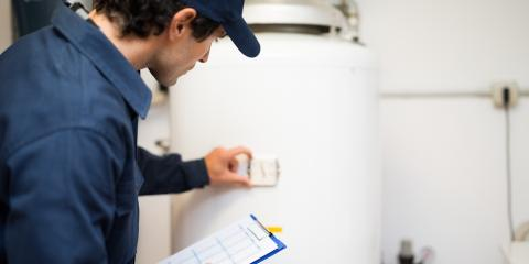 4 Water Heater Issues & What to Do About Them, Lincoln, Nebraska