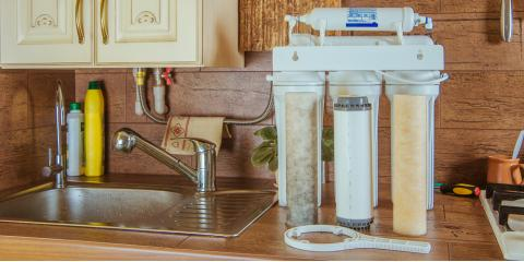 What's the Difference Between Water Softeners & RO Systems, Spicer, Minnesota
