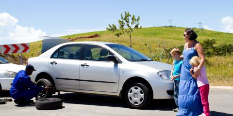 3 Signs You Need Roadside Assistance, Wesley Chapel, Florida