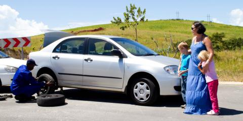 5 Services You Can Get From a Roadside Assistance Company, Bad Rock-Columbia Heights, Montana