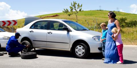 The Do's & Don'ts of Getting Roadside Assistance, Anderson, Ohio