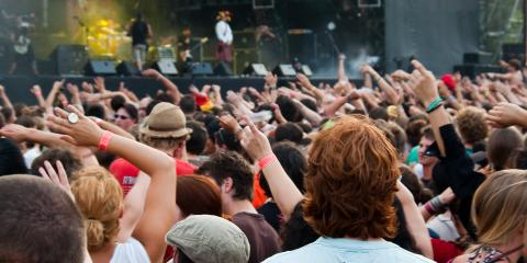 3 Reasons Everyone Should Attend a Music Festival, 3, Tennessee