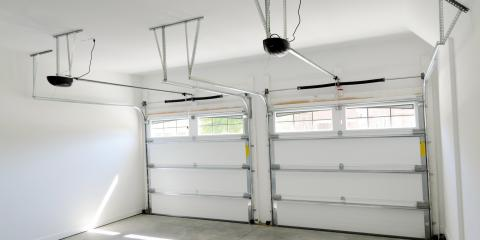 Why You Should Check Your Garage Door Seal, Sioux City, Iowa