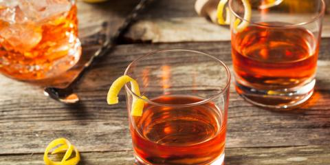 Get a Taste of New Orleans With the Sazerac at Lincoln's Best Bar, Lincoln, Nebraska