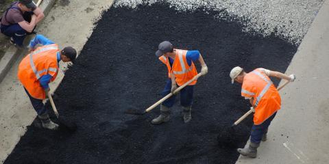3 Ways to Vet Paving Contractors, ,