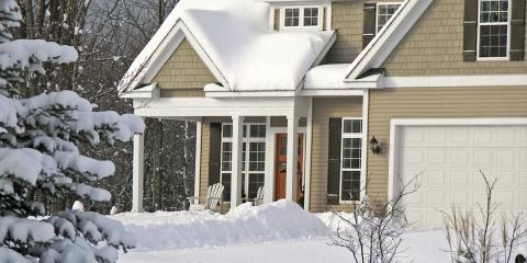 How to Take Care of Your Residential Roofing This Winter, Elkridge, Maryland