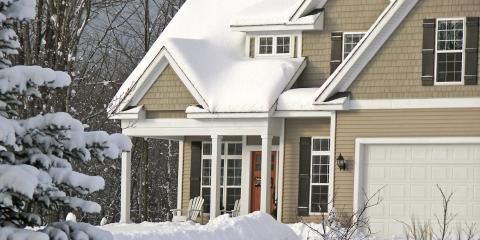 3 Ways to Prepare Your Home Exterior for Winter, O'Fallon, Missouri