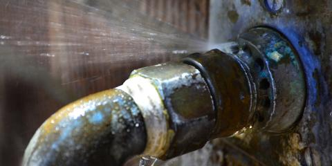 3 Reasons Household Pipes Burst, Lincoln, Nebraska