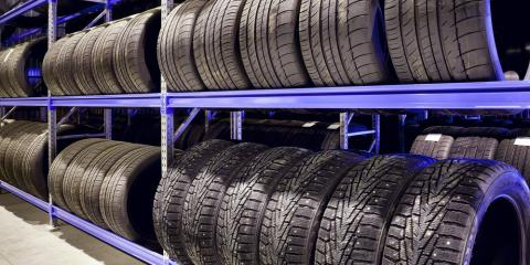 5 Factors That Can Hurt Car Tires, Anchorage, Alaska