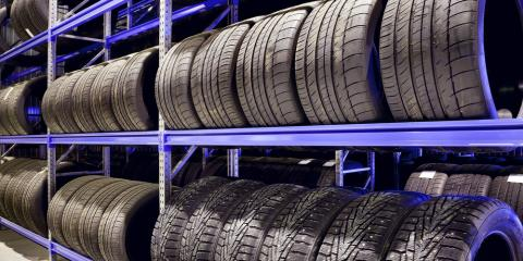 4 Elements to Look for in Used Tires, Barkhamsted, Connecticut