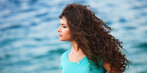 3 Curly Hair Tips for Summer Weather, Boston, Massachusetts