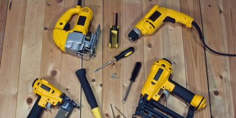 What Are the 5 Most Popular Power Tools?, Warsaw, New York