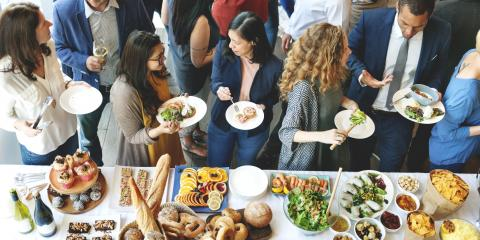 Why You Should Rely on Your Venue's In-House Catering, Honolulu, Hawaii