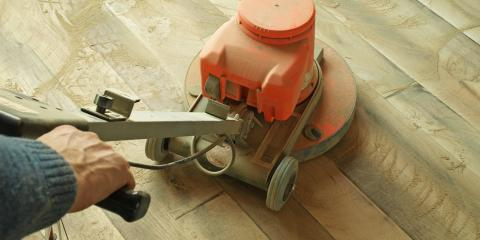 How to Tell if You Should Replace or Refinish Hardwood Floors, Green, Ohio
