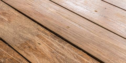 Does Staining Work on Composite Decking?, Brooklyn, New York