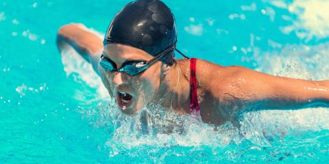 What to Know About Swimming & Contact Lenses, Lexington-Fayette, Kentucky