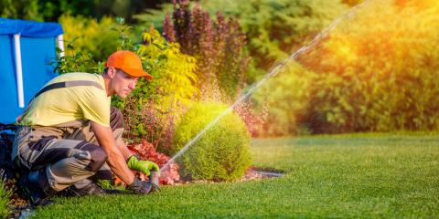 When Should I Winterize My Lawn Sprinkler?, Cincinnati, Ohio