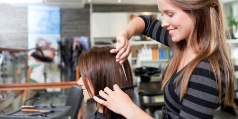 5 Flattering Short Hairstyles for Women Based on Face Shape, Harrison, New York