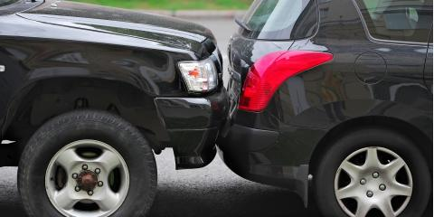 Hidden Issues Caused by Rear-End Car Accidents, Cincinnati, Ohio