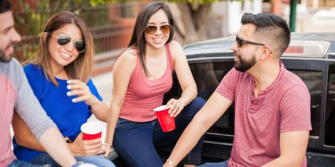 How to Throw the Ultimate Tailgate Party, Bronx, New York
