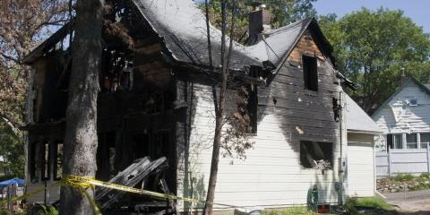 How to Avoid Needing Fire Damage Restoration, Plover, Wisconsin