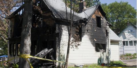 Why You Should Always Hire Professionals for Fire & Smoke Odor Removal, Kalispell, Montana