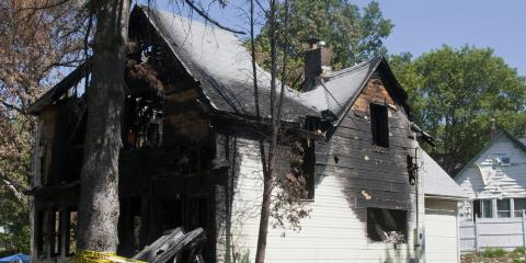 The Do's & Don'ts of Repairing Fire Damage, Richmond Hill, Georgia