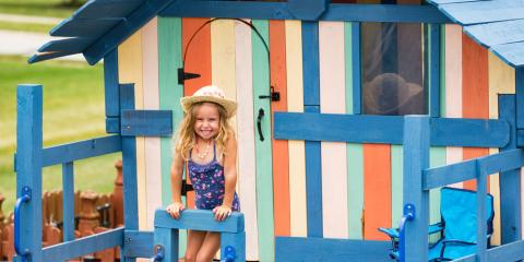 3 Helpful Tips to Keep Your Kids Safe on Their Backyard Playset, Urbandale, Iowa