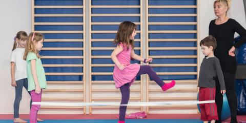How Gymnastics & Ninja Classes Benefit Kids Who Act Out, Koolaupoko, Hawaii