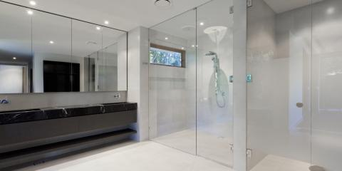 How to Keep Shower Glass Clean, Rochester, New York