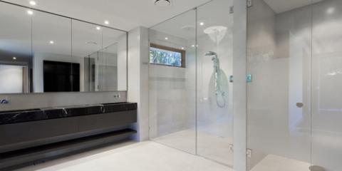 Discover the Pros & Cons of Frameless Shower Enclosures, Whitefish, Montana