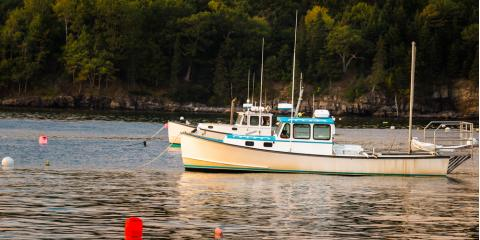 The Difference Between a Fishing Boat & a Regular Vessel, Wakefield-Peacedale, Rhode Island