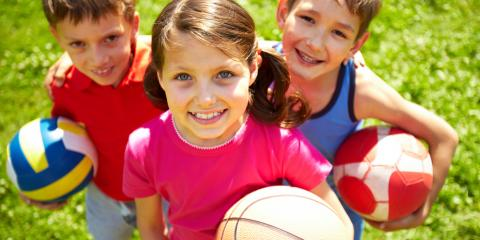 Which Sports Should Your Child Play?, Jacksonville, Arkansas