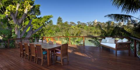 3 Tips for Maintenance After Deck Building, Atwell, North Carolina