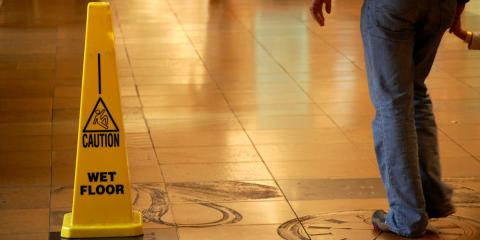 Injured at a Business? A Slip and Fall Lawyer Answers Your Questions, North Hempstead, New York