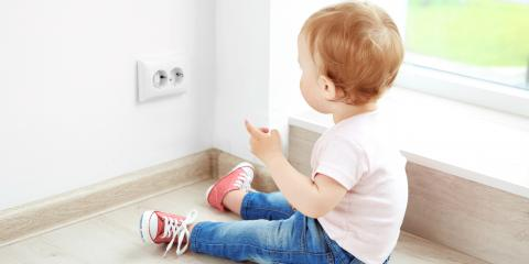 An Electrician's Guide to Babyproofing Your Home, Old Lyme, Connecticut