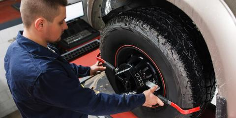 3 Signs You Need to Realign Your Car's Wheels, ,