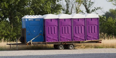 3 Ways to Keep Your Porta Potty Clean During an Event, Robertsdale, Alabama