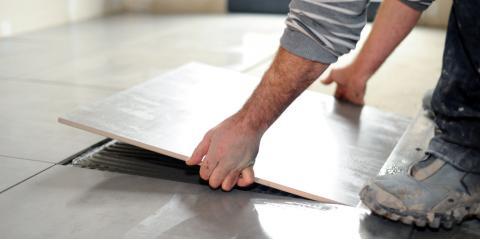 4 Tips on Preventing Slips & Falls on a Ceramic Floor, Barnesville, Ohio