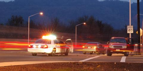 """Drive Sober or Get Pulled Over"" Campaign Aims to Reduce Auto Crashes, Princeton, West Virginia"
