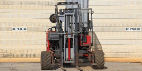 Why You Need an All-Terrain Forklift When Working in Alaska, Anchorage, Alaska
