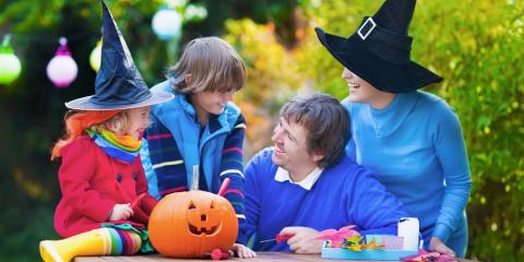 4 Halloween Craft Ideas From Your Local Nanny Service, Morehead City, North Carolina