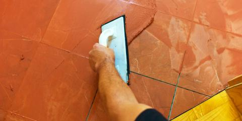What Causes Grout Cracks & When Is Re-Grouting Necessary?, Covington, Kentucky