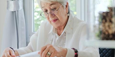 Eye Care Tips for Seniors, Larrabee, Wisconsin