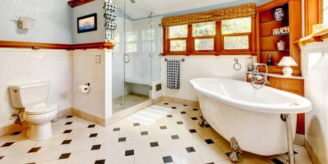 3 Flooring Options for Your Bathroom Remodeling Project, Wentzville, Missouri