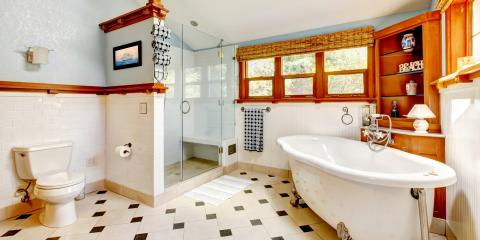 4 Home Improvement Tips for Renovating a Water-Damaged Bathroom , ,