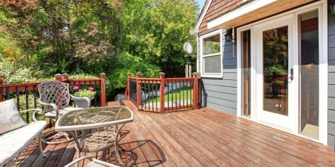 Patio or Deck? What's the Difference? , Columbia, Missouri