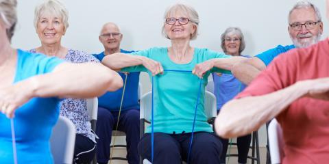 Top 3 Simple & Effective Exercises for Seniors, Waynesboro, Virginia